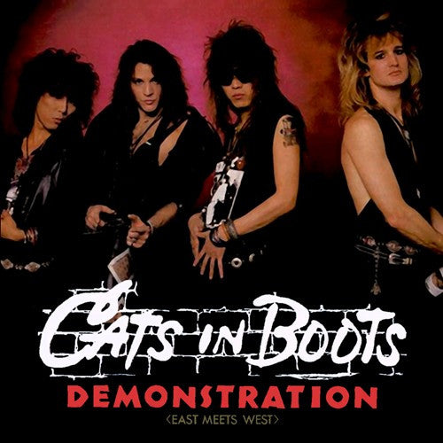 Cats In Boots 'Demonstration: East meets West' 2011 Reissue