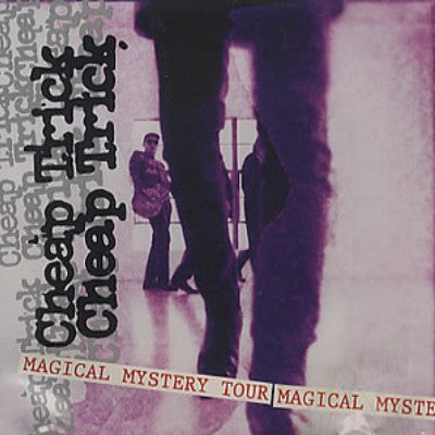 Cheap Trick 'Magical Mystery Tour Single' Used CD