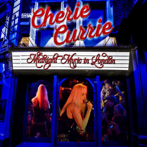 Cherie Currie 'Midnight Music In London'