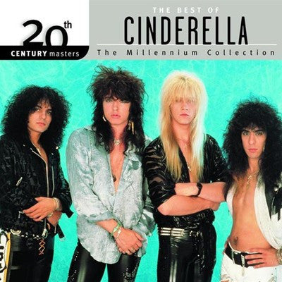 Cinderella 'Best Of Millinium Collection' Used CD