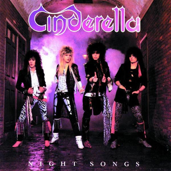 Cinderella 'Night Songs' Used CD