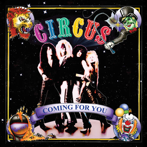 Circus 'Coming For You'