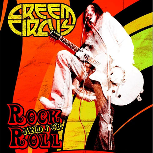 Creem Circus 'Rock and/or Roll' - Wallet Packaging