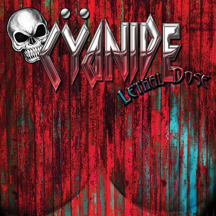 Cyanide 'Lethal Dose' - Jacket Packaging (Band Autographed)