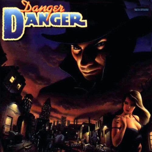 Danger Danger 'Danger Danger' Used CD