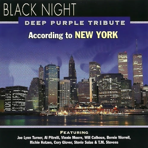 Black Night 'Deep Purple Tribute According To New York'