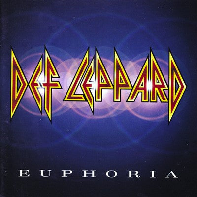 Def Leppard 'Euphoria' Used CD