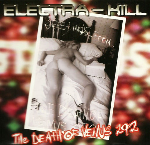 Electra-Kill 'The Death Of Venus 292' Digipak