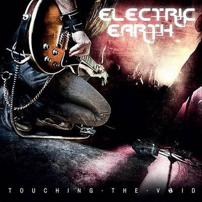 Electric Earth 'Touching The Void' - Digipak