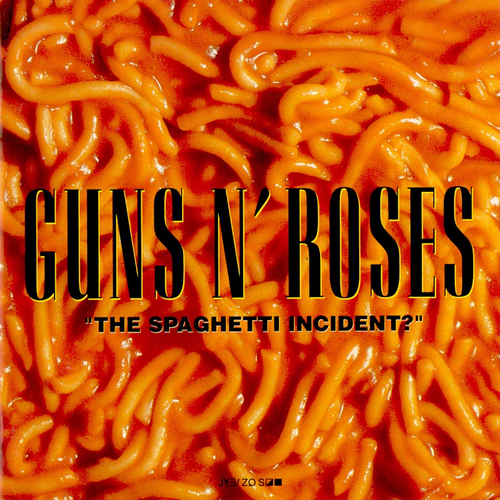 Guns N' Roses 'The Spaghetti Incident?' Used CD