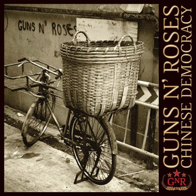 Guns N' Roses 'Chinese Democracy' Used CD