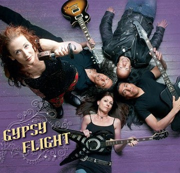 Gypsy Flight 'Gypsy Flight' Digipak