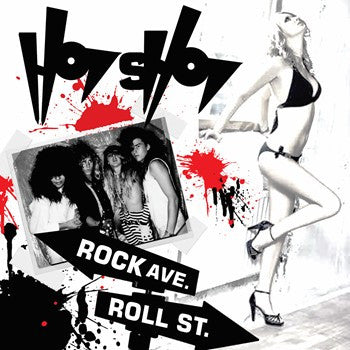 Hot Shot 'Rock Ave. & Roll St.'