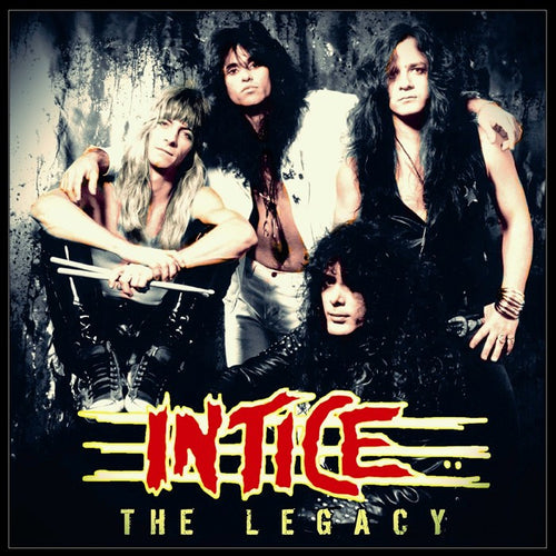Intice 'The Legacy' Cover