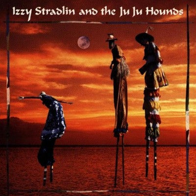 Izzy Stradlin and the Ju Ju Hounds 'Izzy Stradlin and the Ju Ju Hounds' Used CD