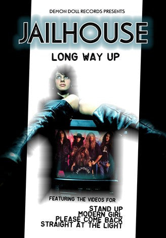 Jailhouse 'Long Way Up' DVD