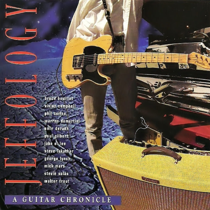Jeffology 'A Guitar Chronicle'