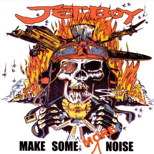 Jetboy 'Make Some More Noise'