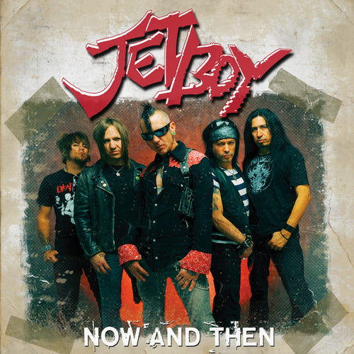 Jetboy 'Now and Then'