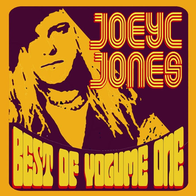 Joey C. Jones 'Best Of Volume One'