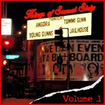 Kings of Sunset Strip Vol. 1 Compilation