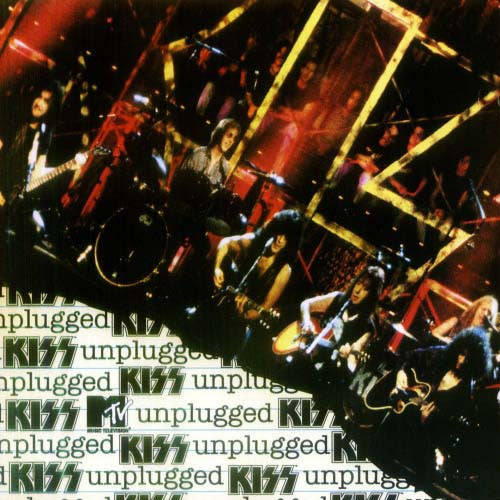 Kiss 'Unplugged' Used CD