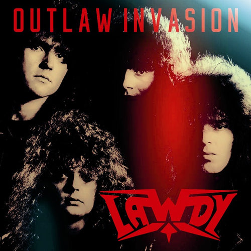 Lawdy 'Outlaw Invasion' 2017 Reissue