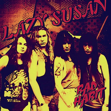 Lazy Susan 'Bad Habit' 2020 Reissue