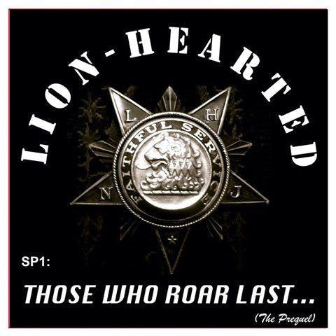 Lion-Hearted 'Those Who Roar Last...' Digipak Autographed