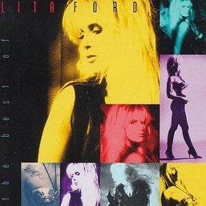 Lita Ford 'The Best Of' Used CD