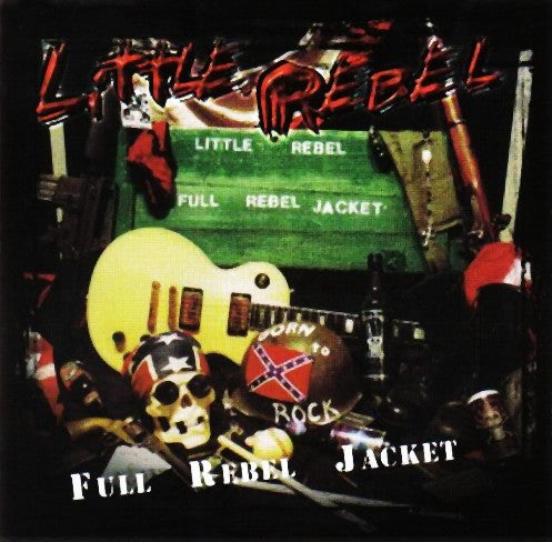 Little Rebel 'Full Rebel Jacket' Used CD