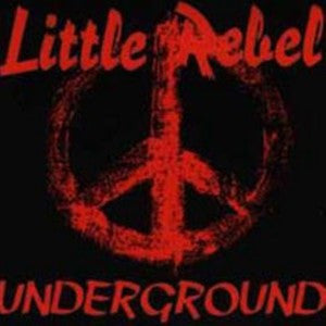 Little Rebel 'Underground' Used CD