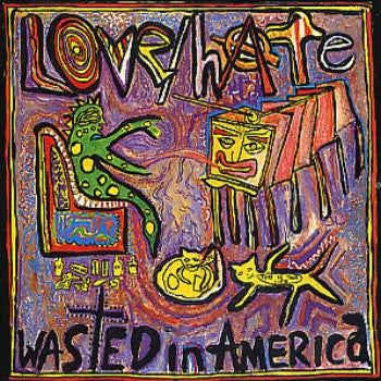 Love/Hate 'Wasted In America Single' Used CD