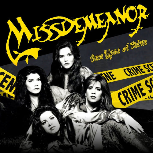 MissDemeanor 'Once Upon A Crime'
