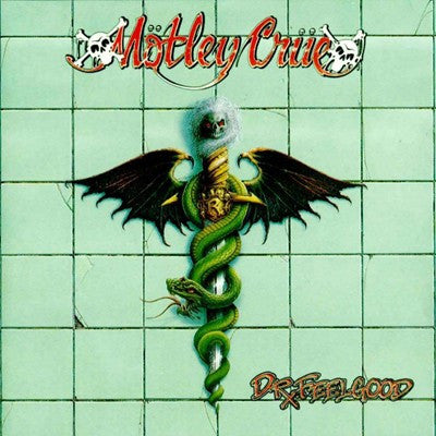 Motley Crue 'Dr. Feelgood' Used CD