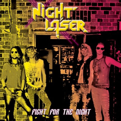 Night Laser 'Fight For The Night'