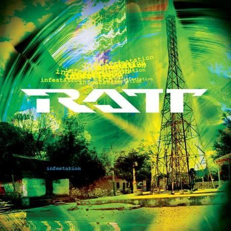 Ratt 'Infestation' Used CD
