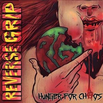 Reverse Grip 'Hunger For Chaos'
