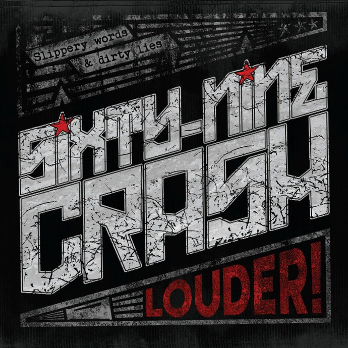 Sixty-Nine Crash 'Louder!' - Digipak