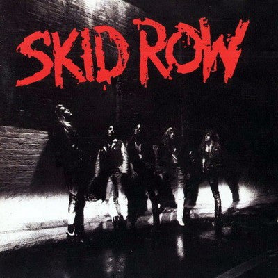 Skid Row 'Skid Row' Used CD