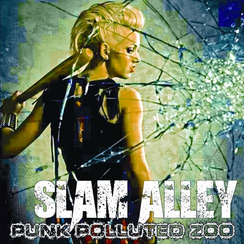 Slam Alley 'Punk Polluted Zoo'