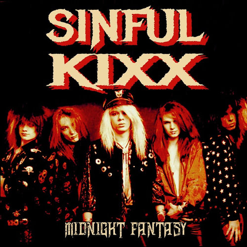 Sinful Kixx 'Midnight Fantasy'