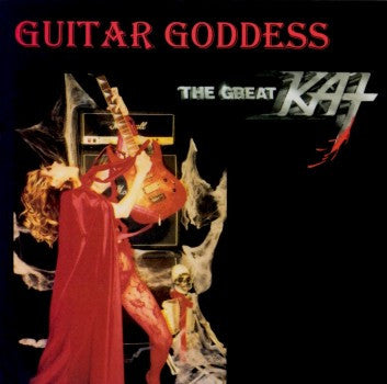 The Great Kat 'Guitar Goddess'