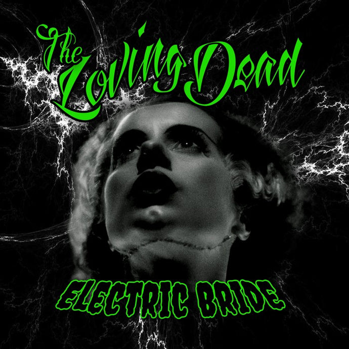 The Loving Dead 'Electric Bride' - Wallet Packaging