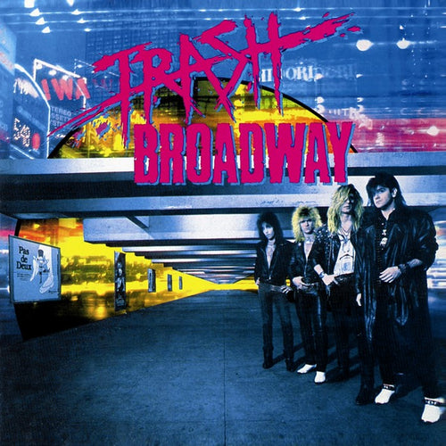 Trash Broadway 'Trash Broadway' + Bonus Tracks 2018 Reissue