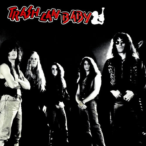 Trash Can Baby 'Trash Can Baby' 2017 Reissue
