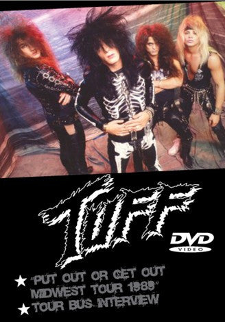 Tuff 'Live at Fat Jacks 1989' DVD