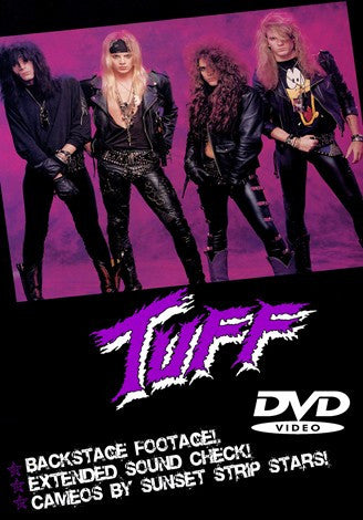 Tuff 'Live at The Roxy July 1990' DVD