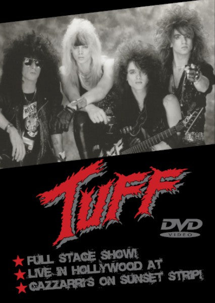 Tuff 'Live at Gazzarri's 1989' DVD