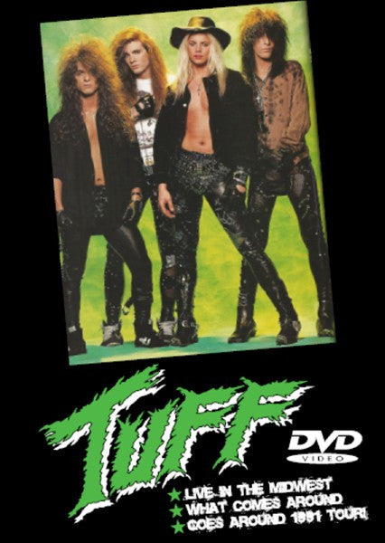 Tuff 'Live at Metal's Edge St. Louis, MO 1991' DVD